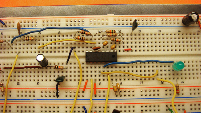 pt2399 delay filter components op amp low pass