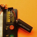 pt2399 voltage battery supply with switch voltage regulator