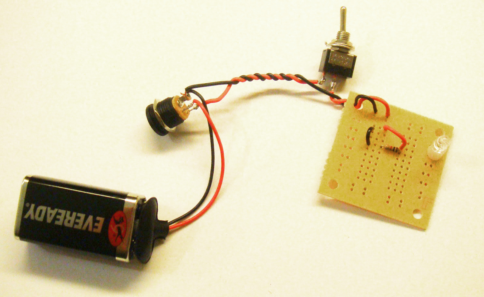 DIY Center Negative Power Supply - DIY Audio Circuits
